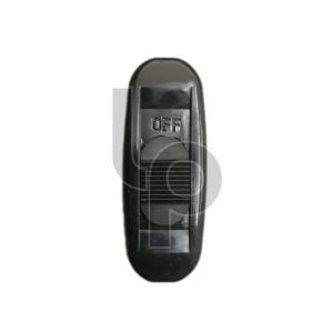 สวิทซ์เปิด-ปิด พลาสติก รุ่น สไลด์ สีดำ 220V