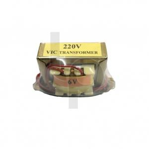 หม้อแปลง 220-6V 200mA