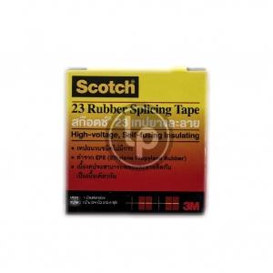 เทปยางละลาย Scotch