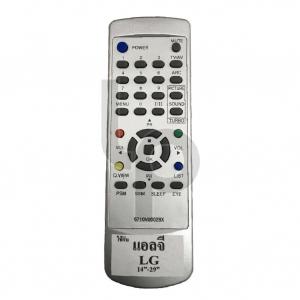 รีโมททีวี ยี่ห้อ LG รุ่น 6710V00028X