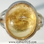 โอปอล (Golden Sun Opal) แหวนเงินแท้ 925 (แหวนเบอร์ : 59) thumbnail 1