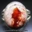 โอปอลไฟ (Mexican Fire Opal) แหวนเงินแท้ 925 (แหวนเบอร์ : 55 , 4.3g) thumbnail 1