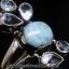 ลาริมาร์ แหวนเงินแท้ 925 (แหวนเบอร์ : 59, 5.9g) thumbnail 4