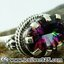 ▽โทพาซสีรุ้ง (Rainbow Topaz) แหวนเงินแท้ 925 (แหวนเบอร์ : 53) thumbnail 2