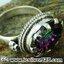 ▽โทพาซสีรุ้ง (Rainbow Topaz) แหวนเงินแท้ 925 (แหวนเบอร์ : 53) thumbnail 3