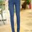 เลคกิ้งคนท้อง P38 สี light blue jean (ผ้ายีนส์) ราคาส่ง 385 บาท thumbnail 5