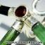 ทัวร์มาลีน Green Tourmaline โกเมน Garnet - แหวนเงินแท้ 925 (แหวนเบอร์ : 52) thumbnail 3