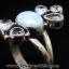 ลาริมาร์ แหวนเงินแท้ 925 (แหวนเบอร์ : 59, 5.9g) thumbnail 2