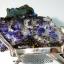 TITANIUM AURA QUARTZ -แหวนเงินแท้ 925 (แหวนเบอร์ : 58) 8.4g thumbnail 5