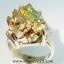 ▽บิสมัท Bismuth แหวนเงินแท้ 925 (แหวนเบอร์ : 55) thumbnail 3