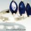 ▽ไอโอไลท์ (Iolite) แหวนเงินแท้ 925 (แหวนเบอร์ : 52) thumbnail 3