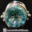 ▽โทพาซสีฟ้า (Blue Topaz) แหวนเงินแท้ 925 (แหวนเบอร์ : 52, 6.5g) thumbnail 1