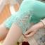 เลคกิ้งคนท้อง P46 สี green (3 ส่วนลูกไม้) มีผ้าพยุงครรภ์ ราคาส่ง 290 บาท thumbnail 1