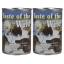 Taste of the wild อาหารสุนัขแบบเปียก สูตรเนื้อปลาแซลมอนในน้ำเกรวี่ 2 กระป๋อง (374gX2) thumbnail 1