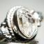 เพชรเฮอร์คิวเมอร์ ( HERKIMER DIAMOND ) แหวนเงินแท้ 925(แหวนเบอร์ : 62) 2.8g thumbnail 4