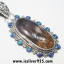 ▽คาโคซีไนท์-อเมทิสต์ Cacoxenite Amethyst- จี้เงินแท้ 925 (6.6g) thumbnail 6