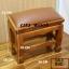 โต๊ะกราบ ไม้สักทองไซส์เล็ก [สีน้ำตาล] thumbnail 1