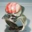 ▽โรโดโครไซท์ RHODOCHROSITE -ARGANTINA แหวนเงินแท้ 925 (แหวนเบอร์ : 52) thumbnail 4