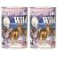 Taste of the wild อาหารสุนัขแบบเปียก สูตรเนื้อเป็ดในน้ำเกรวี่ 2 กระป๋อง (374gX2) thumbnail 1
