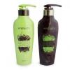 Hybeauty Shampoo + Conditioner 1ชุด (2ขวด) ขวดละ 300 มล.