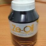 Ze-Oil Gold (ซีออยล์โกลด์) แบบ 60 เม็ด