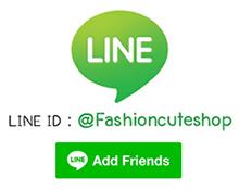 LINE @ fashioncuteshop