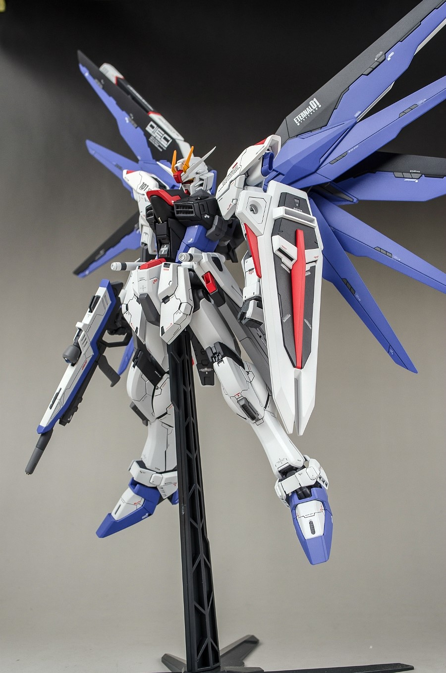 MG 1/100 FREEDOM GUNDAM | Painted Build by mushuwyou