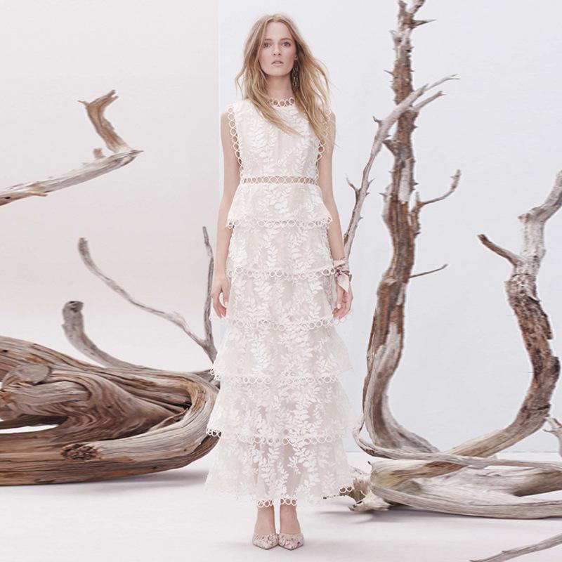 ชุดราตรีชุดออกงานชุดไปงานแต่งสีขาวน่ารัก
