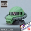 EXM MS-06JC ZAKU II HEAD