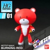 HG PETIT'GGUY BURNING RED