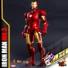 HOT TOYS 1/6 IRON MAN MARK III (DIECAST) เหล็กหล่อ