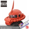 EXM MS-06S ZAKU II HEAD