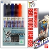 GMS112 Gundam Real Touch Marker Set 1
