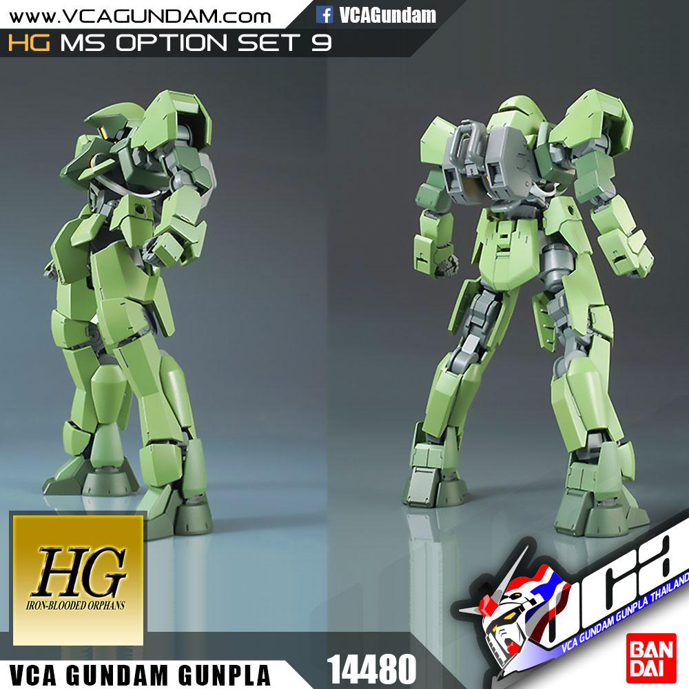 HG MS OPTION SET 9