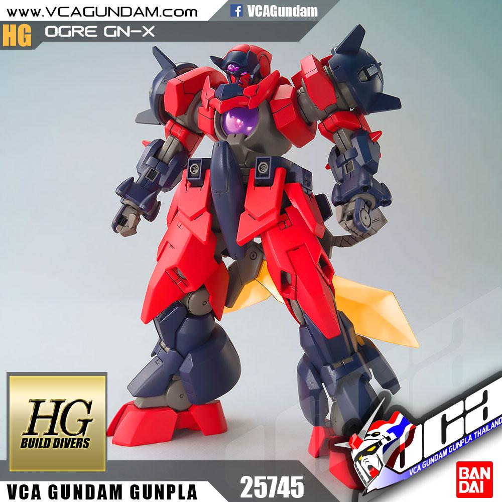 HG OGRE GN-X อ๊อกกรี GN-X