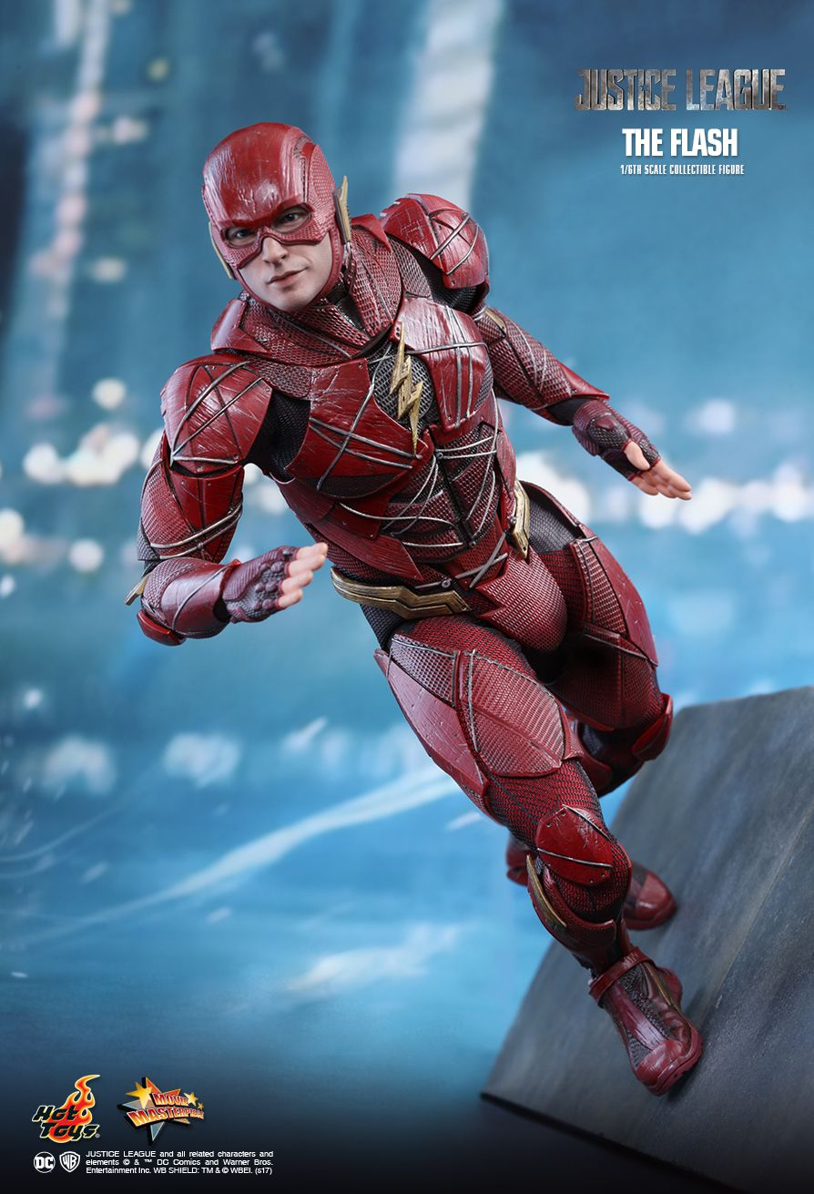 HOT TOYS 1/6 THE FLASH