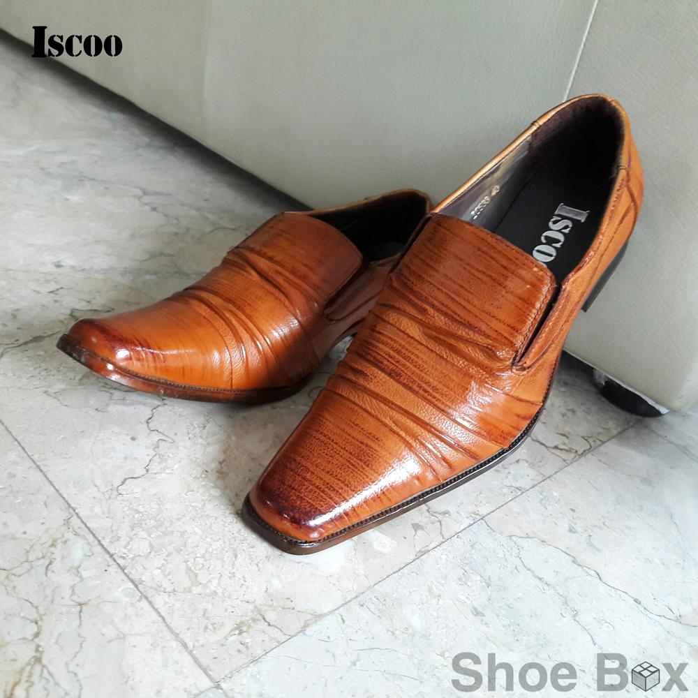 รองเท้าแฟชั่นชายISCOO [IC533]