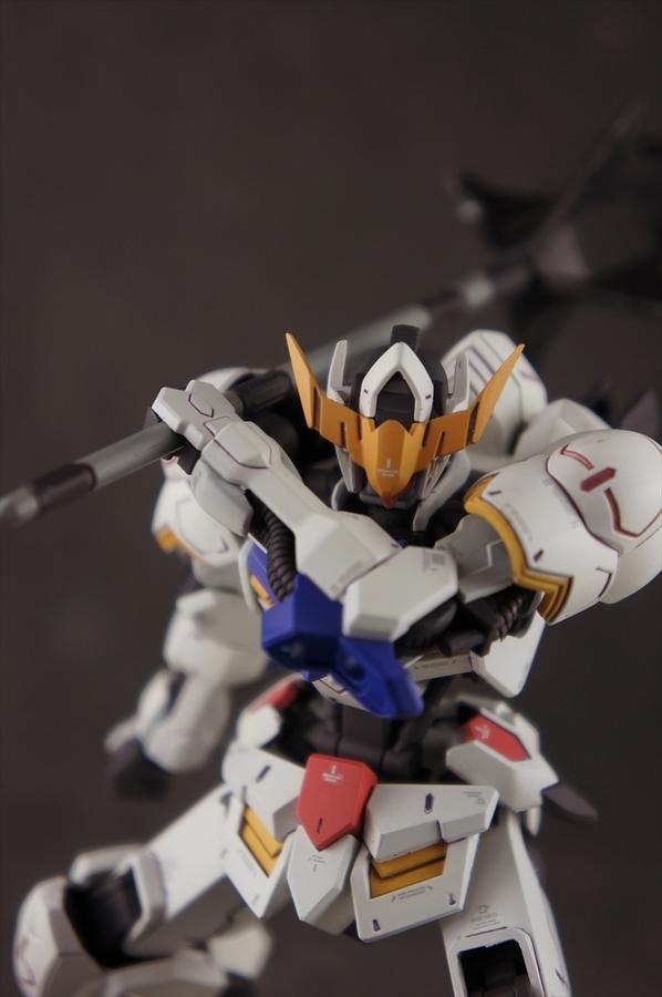 HG 1/144 Gundam Barbatos | Painted Build By uniuni