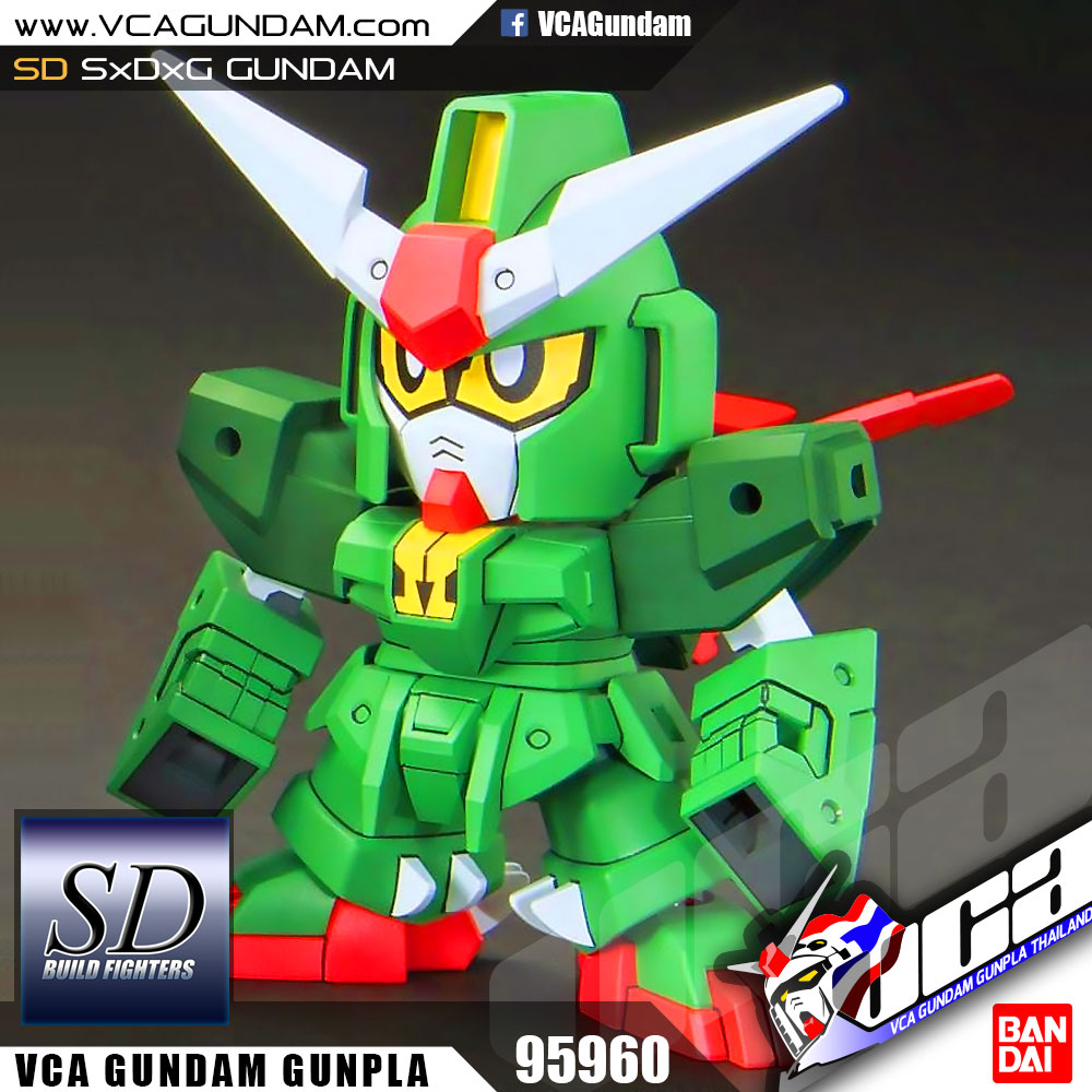 SD SxDxG GUNDAM กันดั้ม