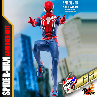 ◖PO CLOSED◗ HOT TOYS 1/6 SPIDER-MAN (ADVANCED SUIT)