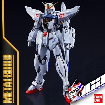 Metal Build Gundam F91 กันดั้ม F91