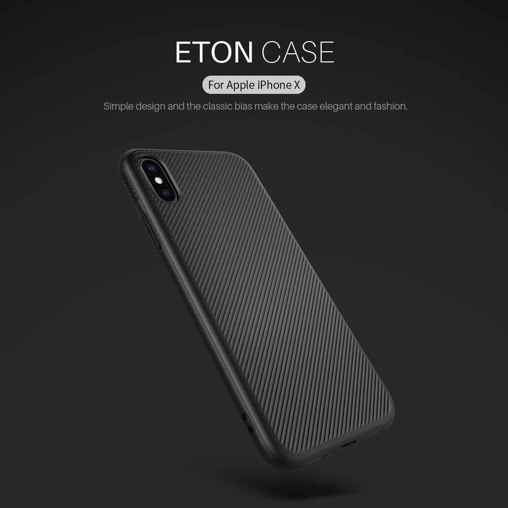 เคส NILLKIN ETON Case iPhone X