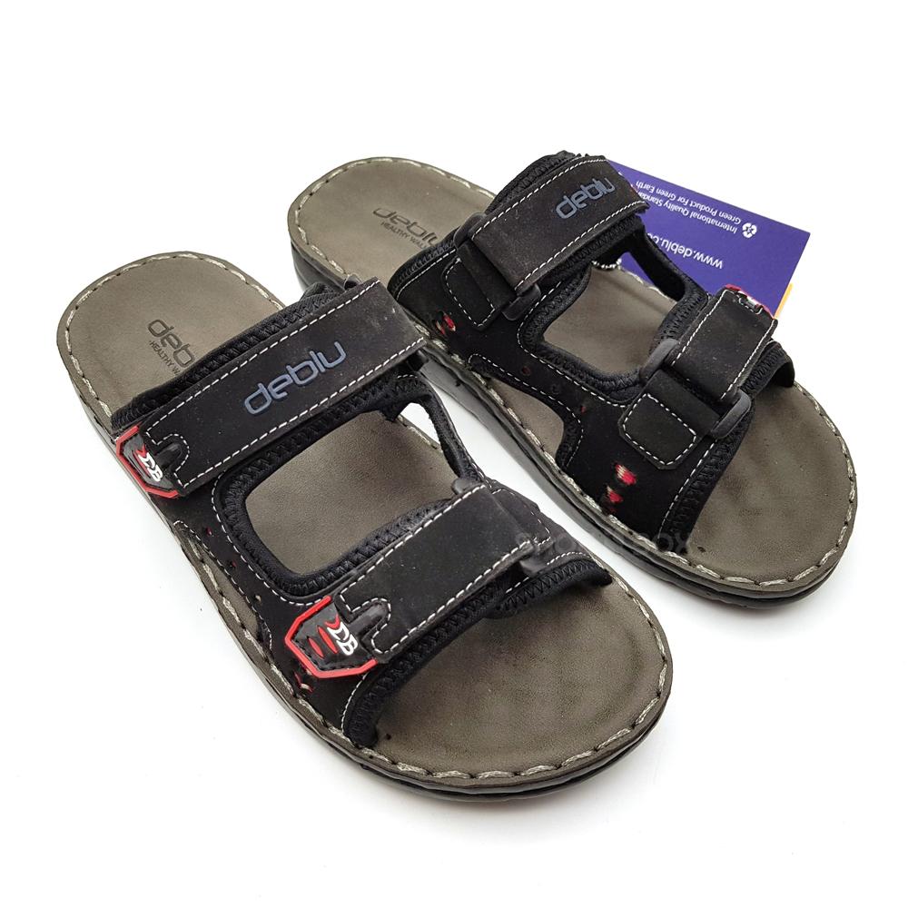รองเท้าแตะ Deblu M808 [Black]