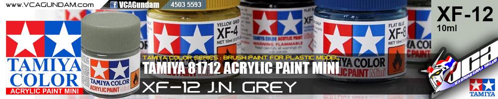 ACRYLIC XF-12 J.N. GREY