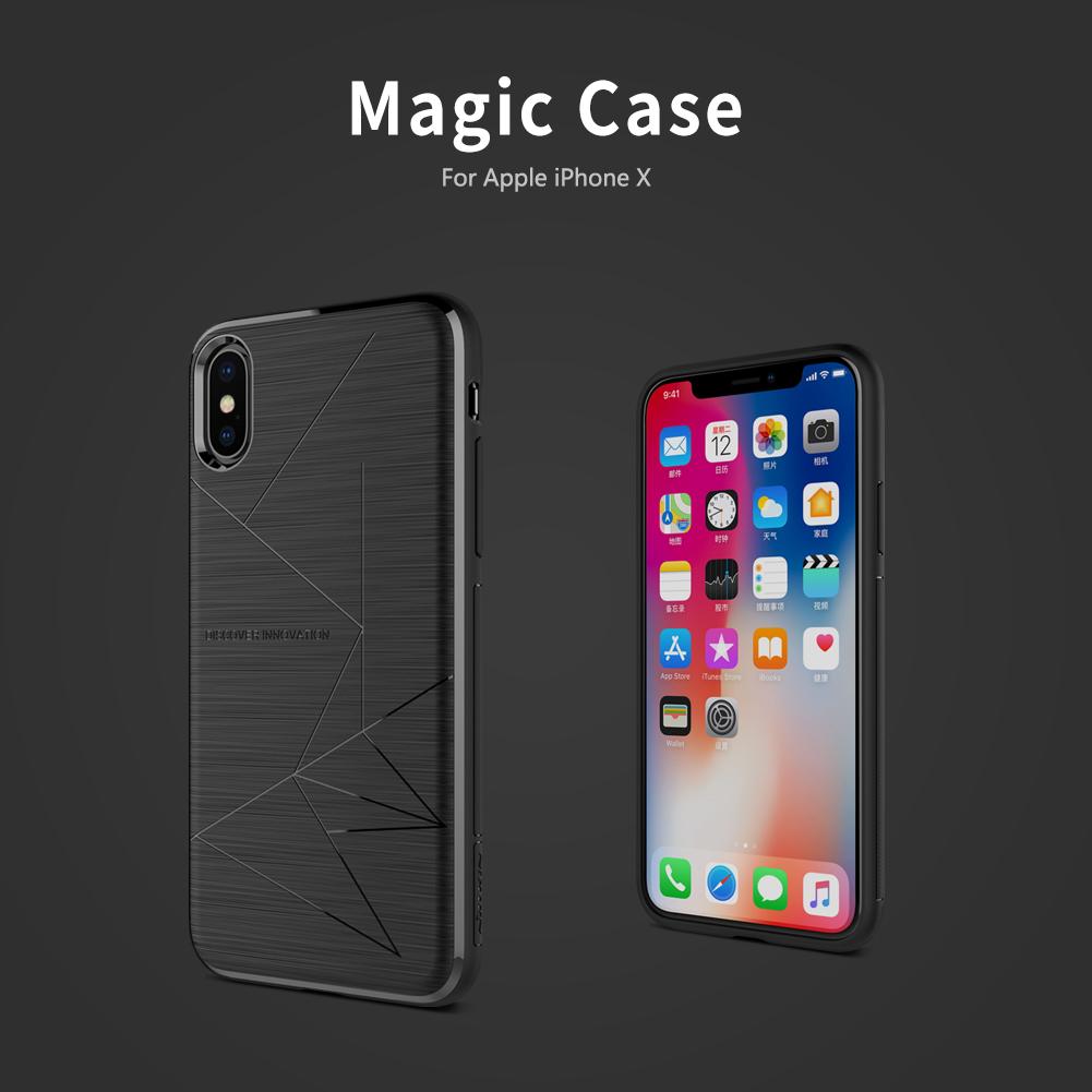 เคส NILLKIN Magic Case iPhone X