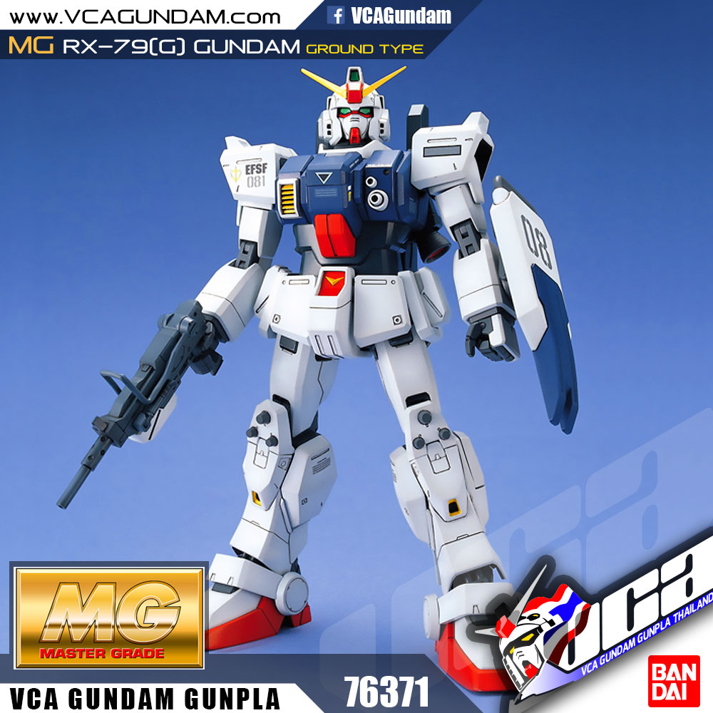 MG RX-79(G) GUNDAM GROUND TYPE กันดั้ม