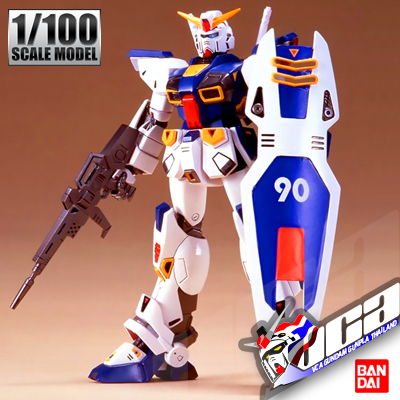 1/100 GUNDAM F90