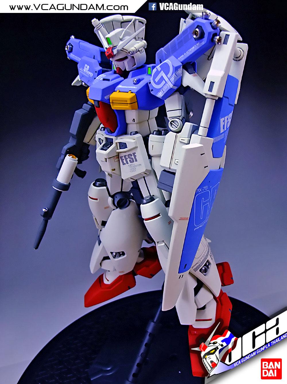 MG กันดั้ม GUNDAM GP01Fb