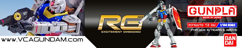 REAL GRADE (RG) 1/144