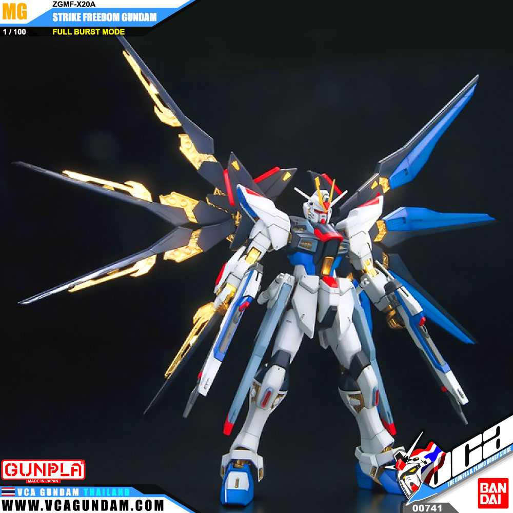 15+ Mg Strike Freedom Gundam Image Download 10